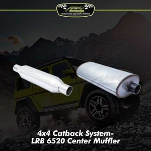 4x4 lrb6520 package