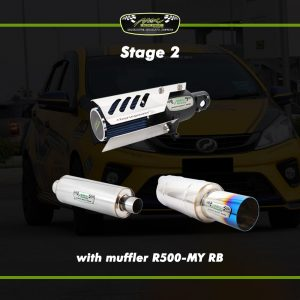 Bezza Myvi stage 2 R500MY RB