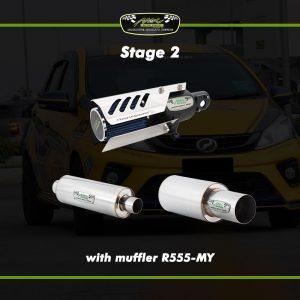 Bezza Myvi stage 2 R555 MY
