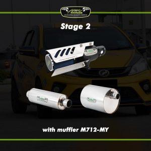 Bezza stage 2 M712 MY
