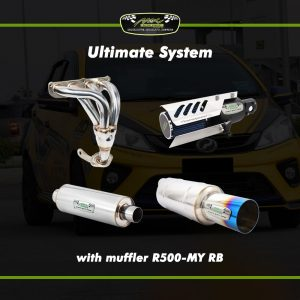 Bezza ultimate system R500MY RB