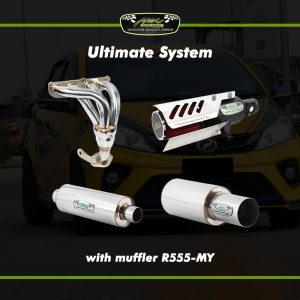 Myvi Gen3 ultimate system R555 MY