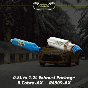 Axia package R4509 AX
