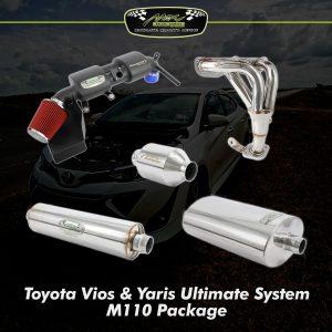 Vios Yaris Ultimate System M110 2