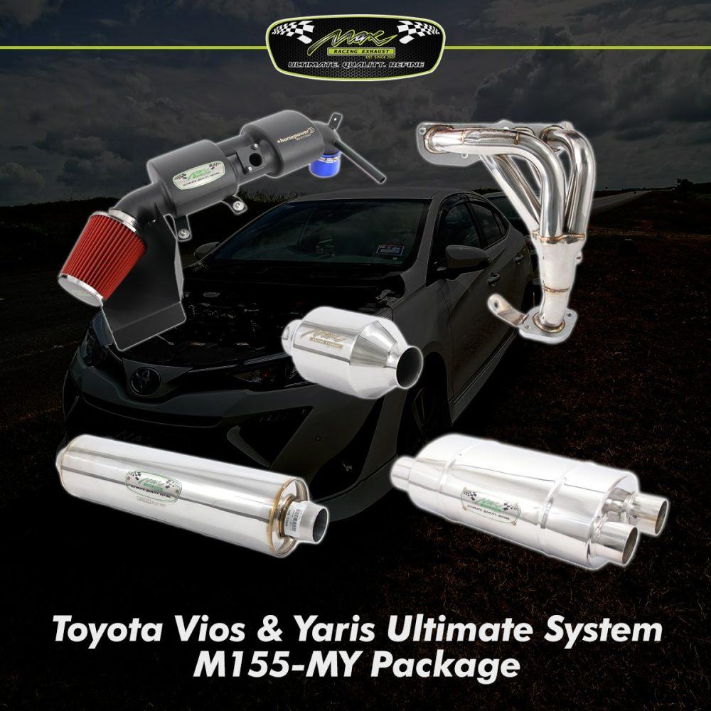 Vios Yaris Ultimate System M155 MY 2