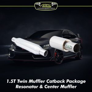 Honda Civic FC loud package